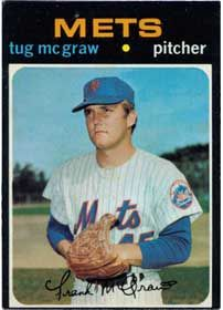 1971 Tug McGraw