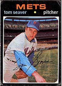 1971 Tom Seaver