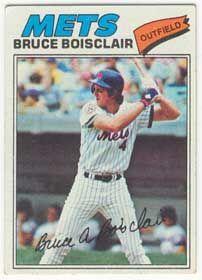1977 Bruce Boisclair