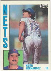 1984 Keith Hernandez
