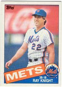 1985 Ray Knight