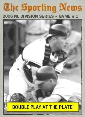 1970 Paul Lo Duca (2006 N.L. Division Series Game 1)