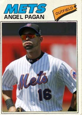 1977 Angel Pagan