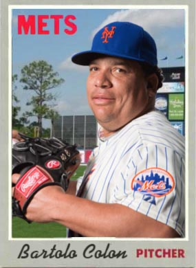 1970 Bartolo Colon