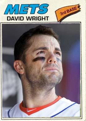 1977 David Wright
