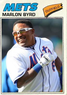 1977 Marlon Byrd