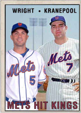 1967 David Wright (Mets Hit Kings)