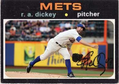 1971 R. A. Dickey
