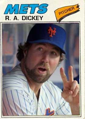 1977 R. A. Dickey